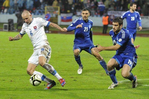 Michal Breznaník (vľavo)