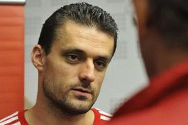 Oravec už môže hrať za Spartak, oblečie si červeno-čierny dres s číslom 23.