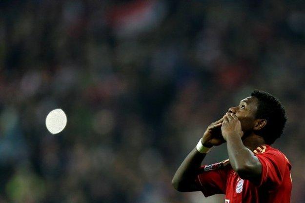 David Alaba z Bayernu Mníchov.