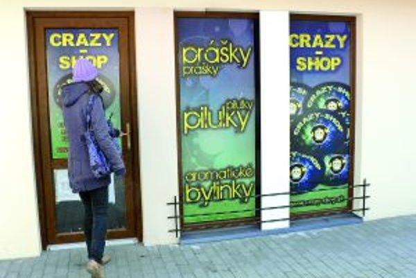 Crazy shop v pasáži od apríla skončí.
