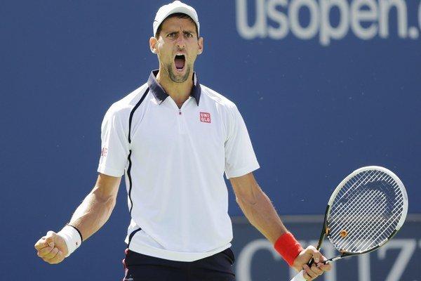 Novak Djokovič vlani zdolal vo finále US Open Rafaela Nadala.