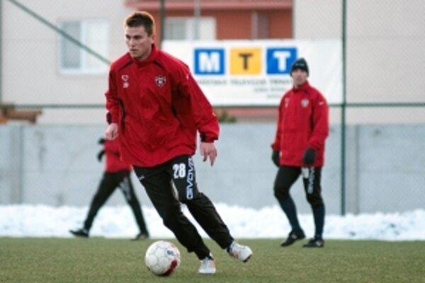 Ladislav Tomaček prišiel do Spartaka na hosťovanie zo Serede.