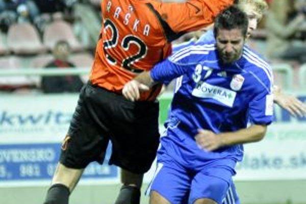 Martin Raška odchytal proti Ružomberku svoj štyridsiaty zápas v trnavskom drese.