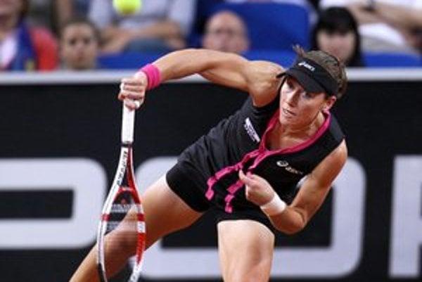 Samantha Stosurová hrala vo finále Roland Garros 2010 a vlani zvíťazila na US Open.