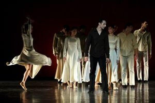 Vo štvrtok uvedie Balet SND na Piešťanskom festivale večer klasických choreografií.