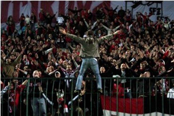 Fanúšikovia Spartaka i Slovana napokon do Michaloviec môžu vycestovať.