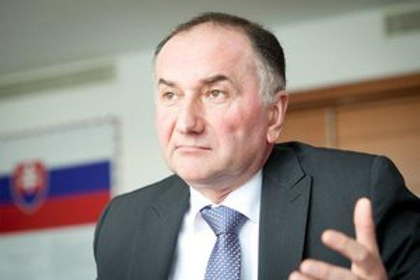 Minister školstva, vedy, výskumu a športu Eugen Jurzyca.