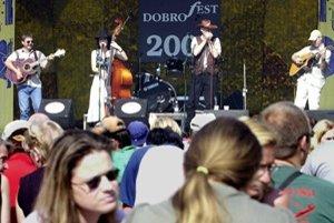 Festival Dobrofest.