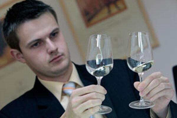 Mladé víno dostane požehnanie.