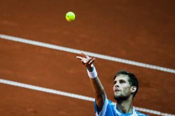 Minuloročný turnaj Slovak Open vyhral Martin Kližan.