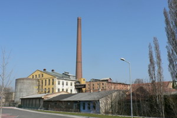 Trnavský cukrovar nefunguje od roku 2004.
