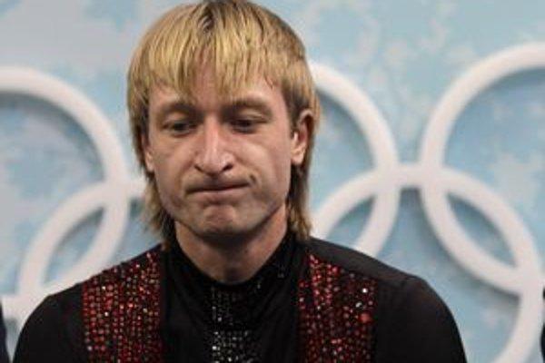 Jevgenij Pľuščenko.
