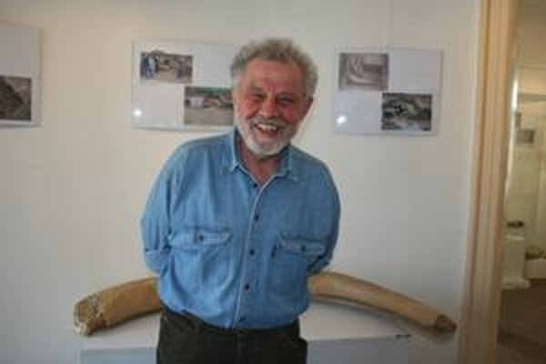 Pavel Dvořák pripravuje film Zaviaty svet mamutov. Informácie bude čerpať aj z okolia Krakovian.