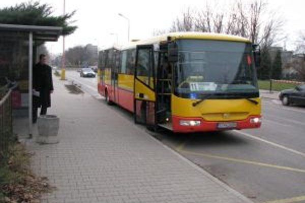 Dve autobusové zastávky budú do konca septembra úpne zrušené