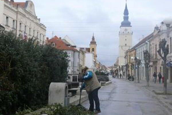 Jarná údržba v Trnave bude prebiehať do konca apríla.