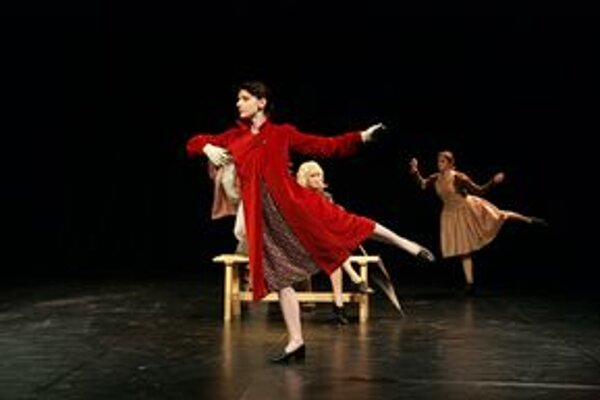 Tanečníci z Banskej Bystrice vystúpia v Divadle Jána Palárika v Trnave dnes o 19h.