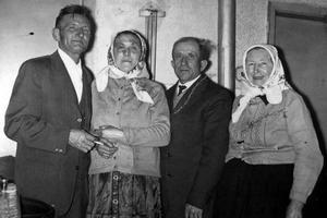 Babička Škodová (vpravo) oslávila 101. narodeniny.