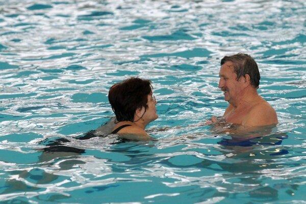 Ľudia v regióne môžu využívať viaceré plavárne.