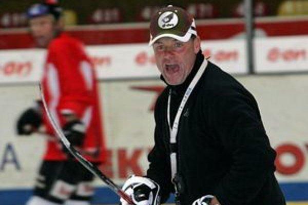 Tréner Lev Poprad Radim Rulík.