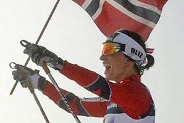 Marit Bjørgenová