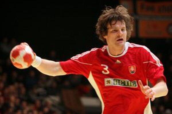 Csaba Szücs v reprezentačnom drese.