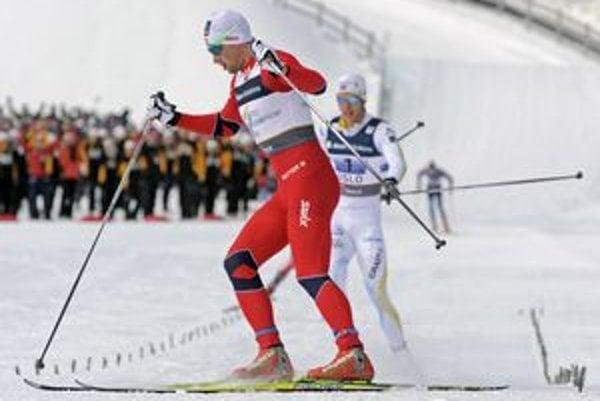 Vosky mali neférovo zvýhodniť nórskych lyžiarov.