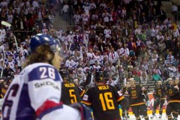 899172a64919b Nemci zaskočili aj Slovákov a vyhrali 4:3 - sport.sme.sk
