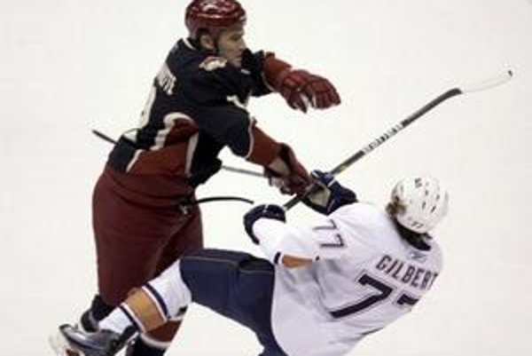 Hokejisti Phoenixu bez problémov zdolali Edmonton.