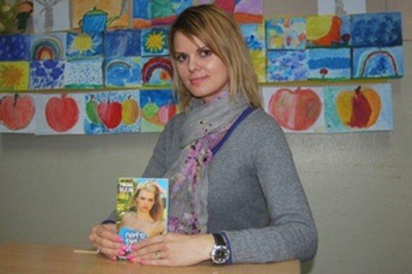 Ivana Klein napísala tretí román Chyť si svoje šťastie