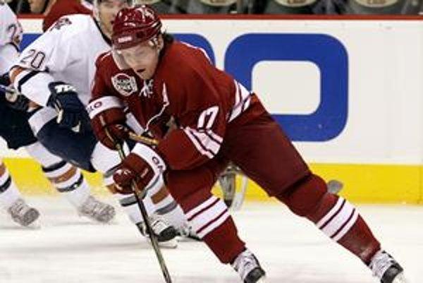 Ladislav Nagy odohral viacero sezón v tímoch NHL.
