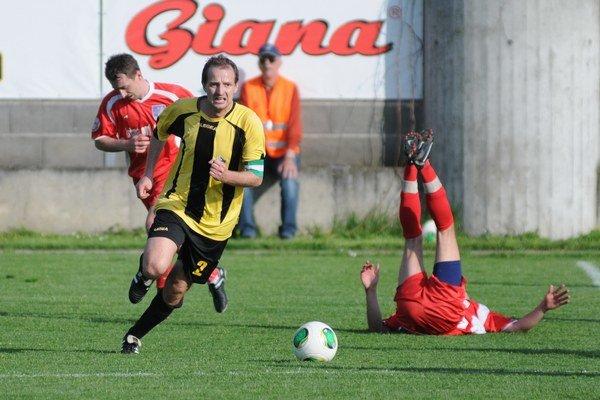 Tr. Stankovce prehrali s Domanižou o dva góly.