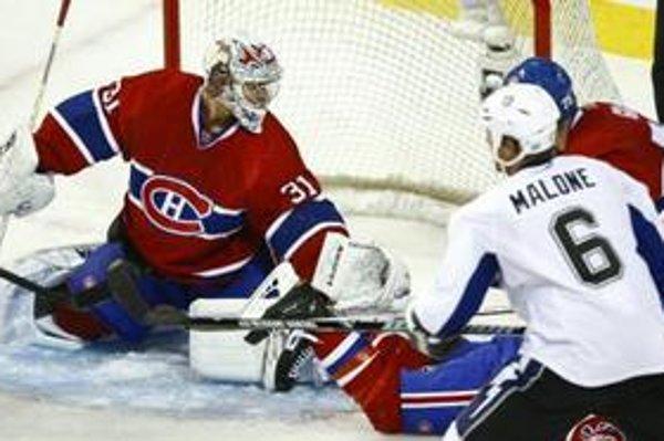 Montrealu nestačilo na výhru nad Tampou Bay ani 44 zákrokov brankára Careyho Pricea.