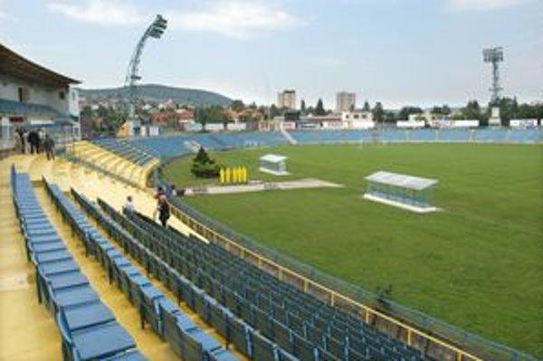 Štadión v Čermeli ostane v sobotňajšom zápase Košíc so Žilinou prázdny.