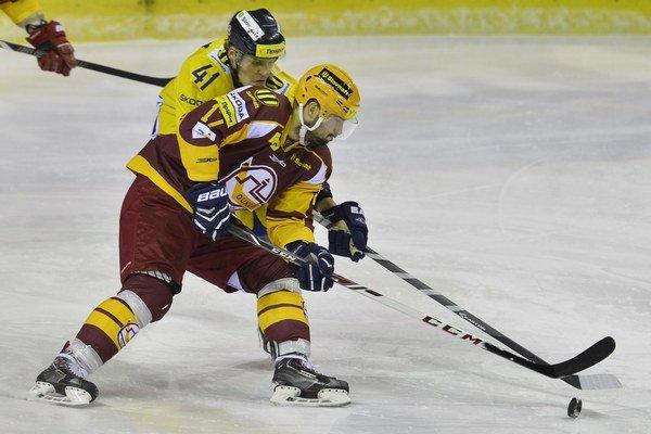 Dávid Buc dohrá sezónu v Karlových Varoch.