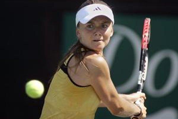 Daniela Hantuchová vyzve vo štvrťfinále v Charlestone Jelenu Jankovičovú.