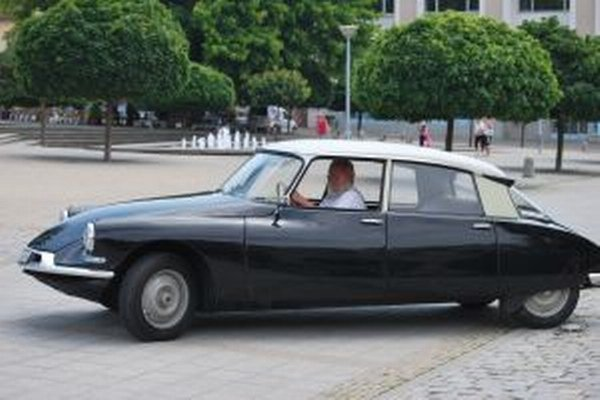 Na tomto aute sa rozvážal aj Fantomas.