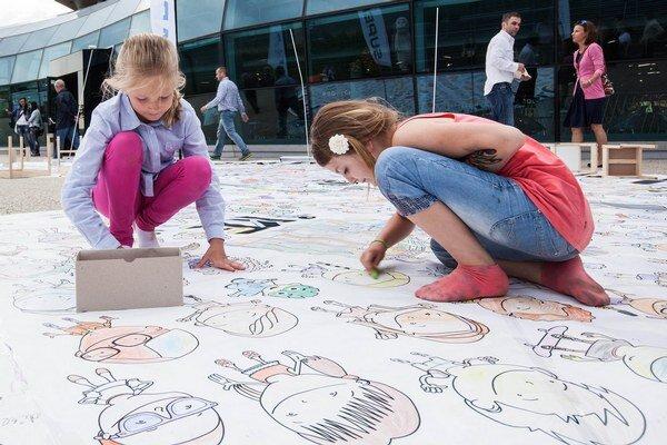 Pre deti sú centrá zaujímavou možnosťou ako tráviť voľný čas.
