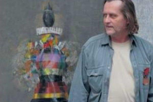 Juraj Oravec predstavil svoju tvorbu.