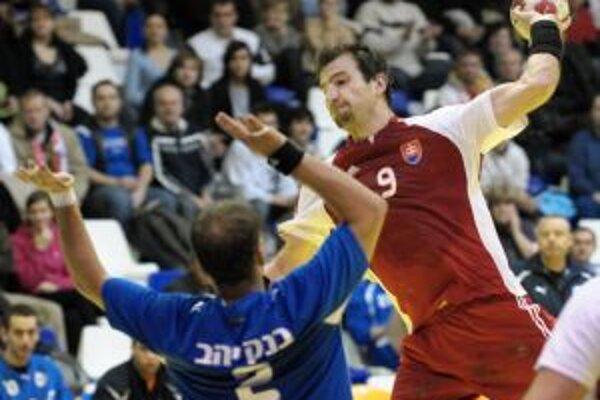 Daniel Valo dal Izraelu sedem gólov.