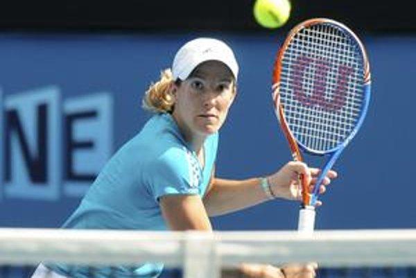 Justine Heninová sa po návrate prebojovalo už do finále Australian Open.