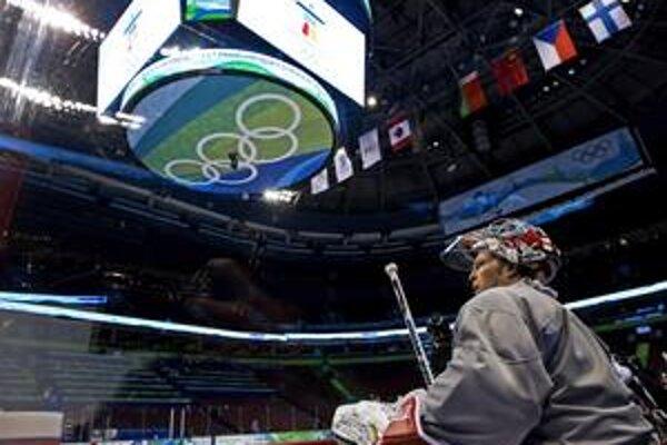 Martin Broduer berie len olympijské zlato, bolo by pre neho druhé.