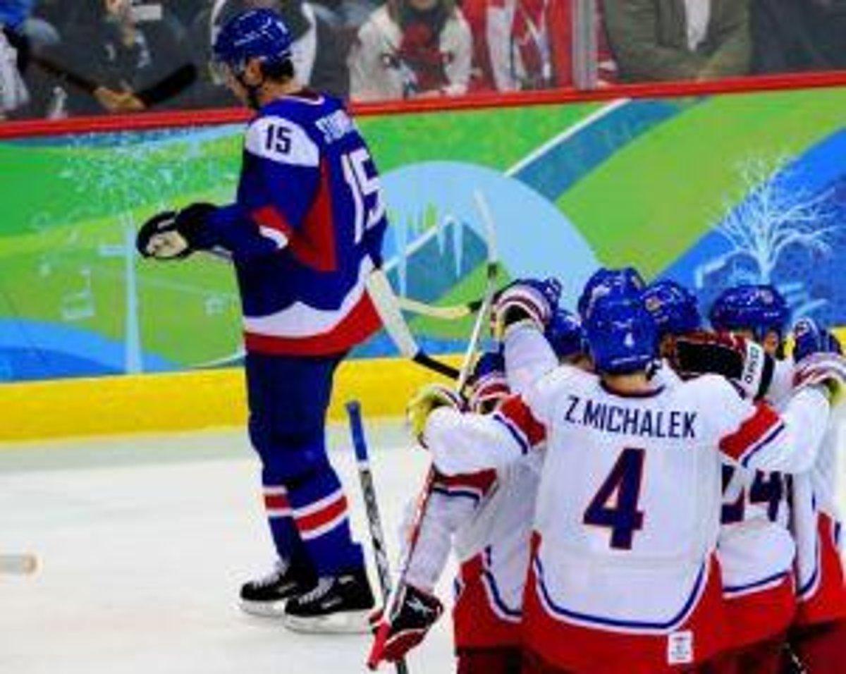bbc50d2ca2fc6 Hokejisti začali prehrou s Českom - sport.sme.sk