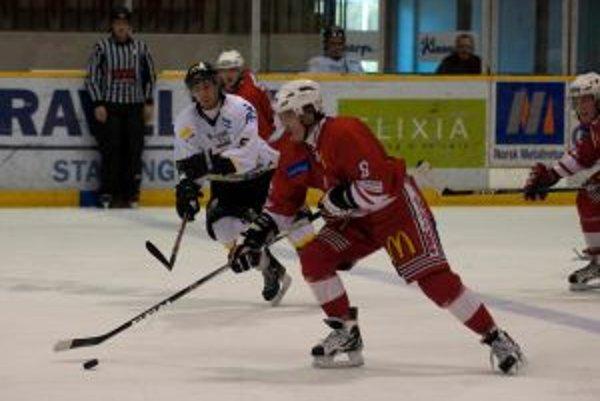 Priemer tri kanadské body na zápas dosiahol Eduard Hartmann ml. v druhej najvyššej súťaži v Nórsku.