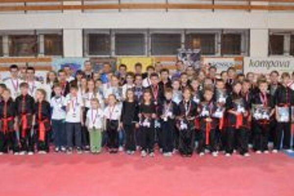 Majstrovstvá Slovenska vo Wushu so zahraničnou účasťou sa konali v Starej Turej.