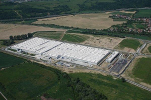 Spoločnosť otvorila nové výrobné priestory 22. júna.