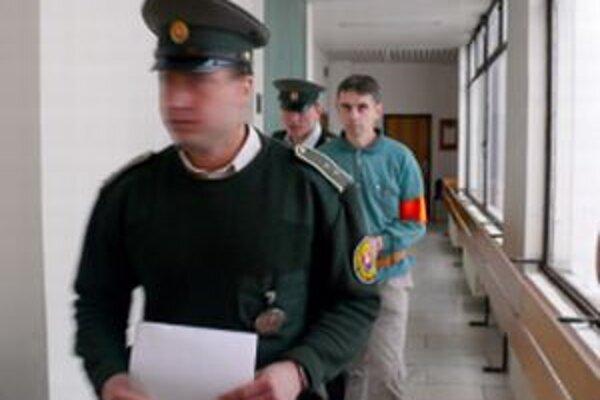 Polícia obvinila Dalibora P. z pokusu o vraždu