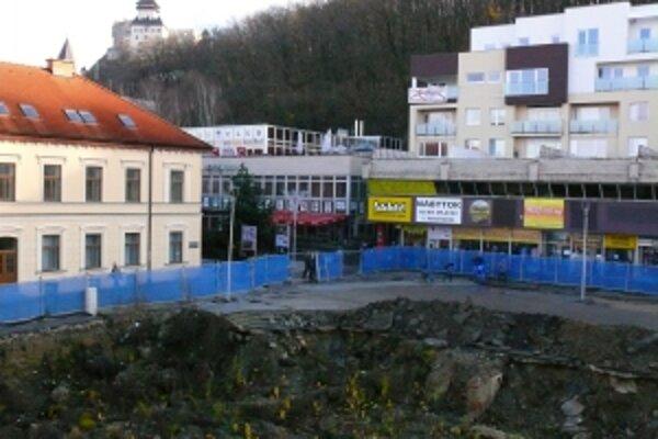 Jamu v centre Trenčína vyhlásili minulý rok za národnú kultúrnu pamiatku