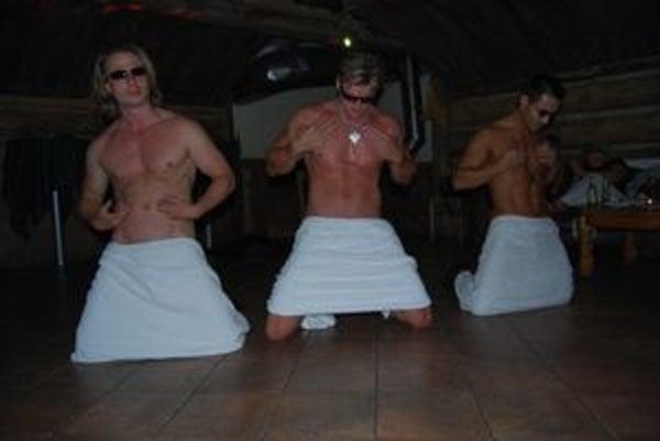 Striptéri si podmanili ženské srdcia
