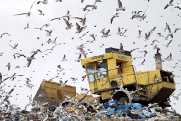 Požiadavky na skládky odpadov sú prísnejšie.