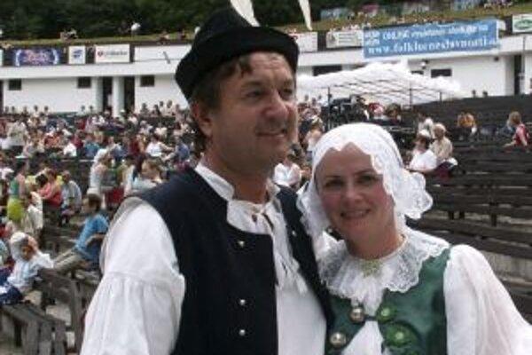 Folklórny festival sa bude konať od štvrtka do nedele.